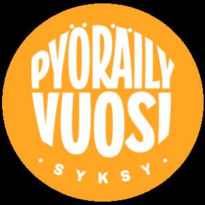 Pyöräilyvuoden logo